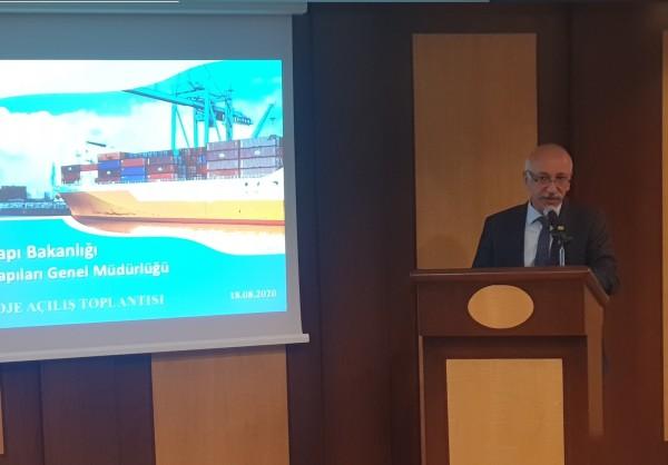 Sayın Bakan Yardımcımız Selim DURSUN'un Katılımı ile Genel Müdürlüğümüz Proje Vizyon Toplantısı Gerçekleştirildi.