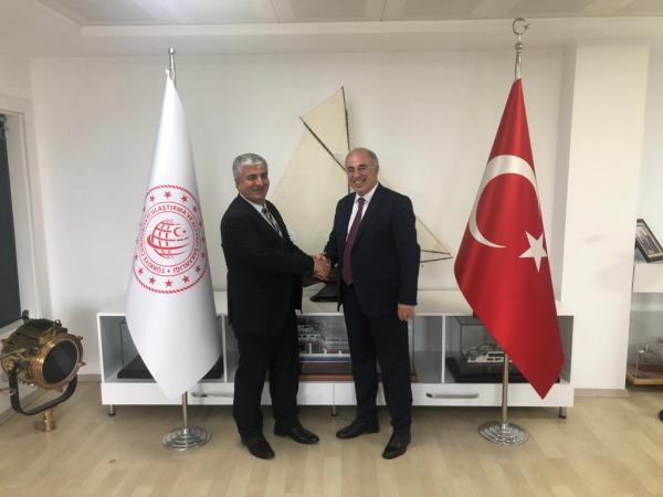 Sayın Salim ÖZPAK'ın emekliliğiyle boşalan TKY Genel Müdürlüğüne Sayın Halil YILDIZ görevlendirilmiştir.